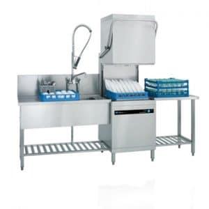 ماشین ظرفشویی 1200 بشقابه