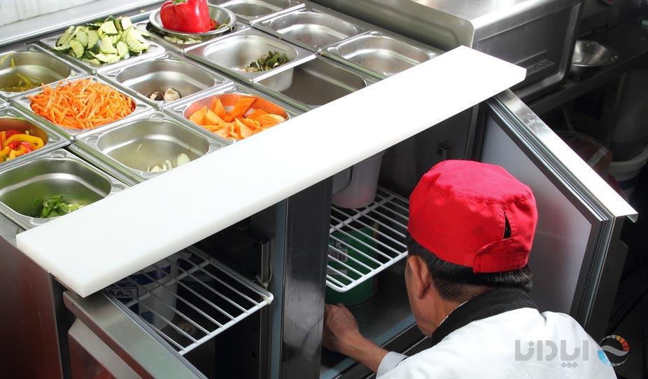 ایمنی مواد غذایی