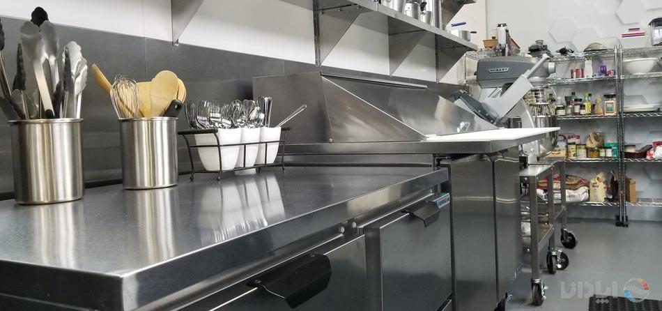 بهداشت فردی و عمومی آشپزخانه صنعتی