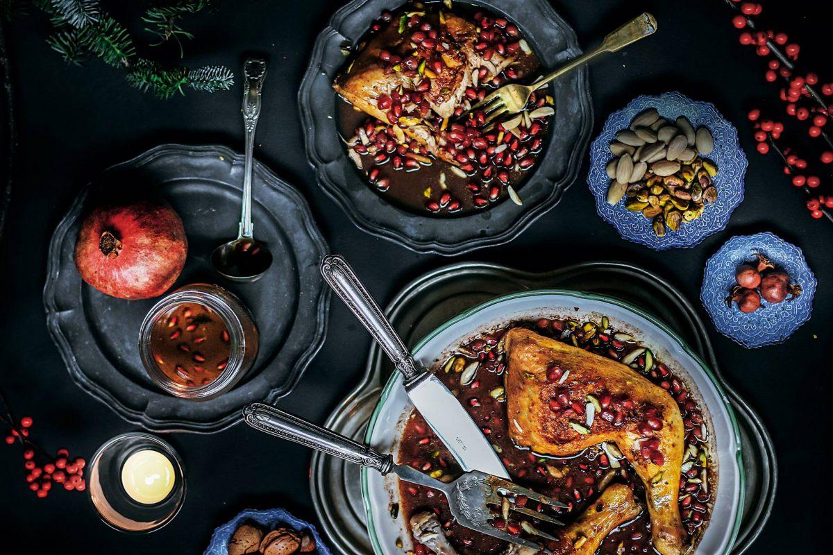 رستوران ایرانی غذای ایرانی